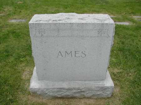 AMES, FAMILY - Douglas County, Nebraska | FAMILY AMES - Nebraska Gravestone Photos