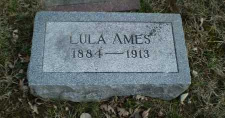 AMES, LULA - Douglas County, Nebraska | LULA AMES - Nebraska Gravestone Photos