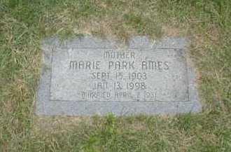 AMES, MARIE LOUISE - Douglas County, Nebraska | MARIE LOUISE AMES - Nebraska Gravestone Photos
