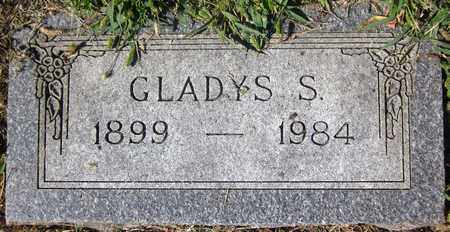 ANDERSEN, GLADYS S. - Douglas County, Nebraska | GLADYS S. ANDERSEN - Nebraska Gravestone Photos
