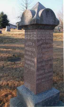 ANDERSEN, SOREN P. - Douglas County, Nebraska | SOREN P. ANDERSEN - Nebraska Gravestone Photos