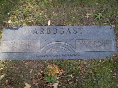 ARBOGAST, CHARLES LEE - Douglas County, Nebraska | CHARLES LEE ARBOGAST - Nebraska Gravestone Photos