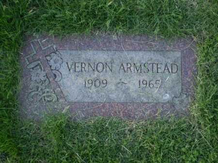ARMSTEAD, VERNON - Douglas County, Nebraska   VERNON ARMSTEAD - Nebraska Gravestone Photos