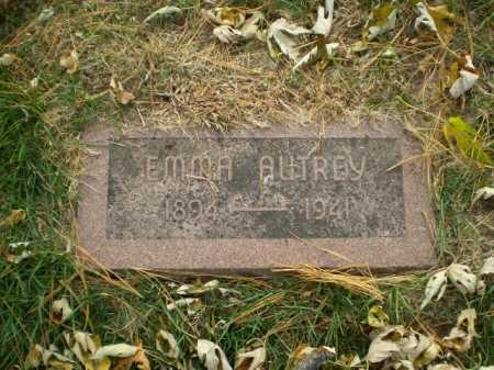 AUTREY, EMMA - Douglas County, Nebraska | EMMA AUTREY - Nebraska Gravestone Photos