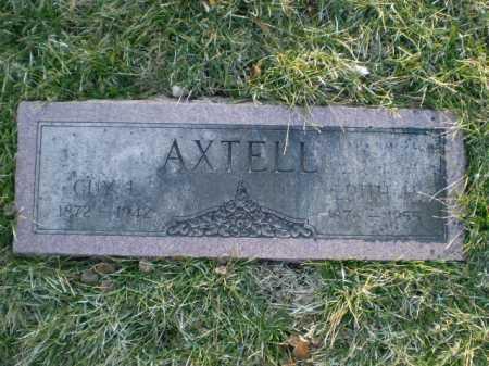 AXTELL, EDITH H. - Douglas County, Nebraska | EDITH H. AXTELL - Nebraska Gravestone Photos