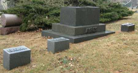 AYRES, FAMILY - Douglas County, Nebraska | FAMILY AYRES - Nebraska Gravestone Photos