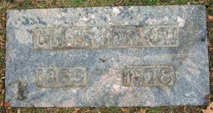BARLOW, OLLIE - Douglas County, Nebraska | OLLIE BARLOW - Nebraska Gravestone Photos