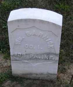 BARNICK, WILLIAM - Douglas County, Nebraska | WILLIAM BARNICK - Nebraska Gravestone Photos