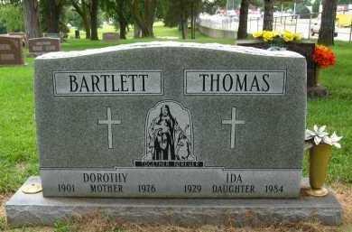 THOMAS, IDA - Douglas County, Nebraska | IDA THOMAS - Nebraska Gravestone Photos