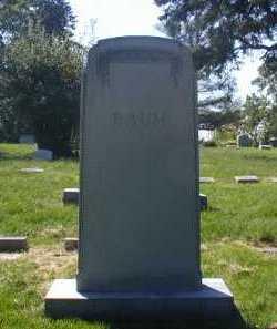 BAUM, FAMILY - Douglas County, Nebraska | FAMILY BAUM - Nebraska Gravestone Photos