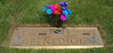 BENEDICT, MARJORIE - Douglas County, Nebraska | MARJORIE BENEDICT - Nebraska Gravestone Photos