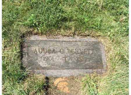 CLARK BENNETT, AUDRA C - Douglas County, Nebraska | AUDRA C CLARK BENNETT - Nebraska Gravestone Photos
