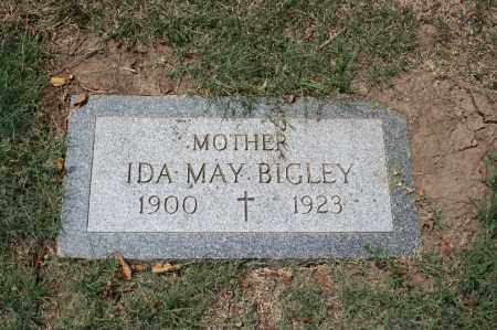 BIGLEY, IDA MAY - Douglas County, Nebraska | IDA MAY BIGLEY - Nebraska Gravestone Photos