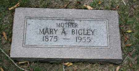 BIGLEY, MARY A. - Douglas County, Nebraska | MARY A. BIGLEY - Nebraska Gravestone Photos