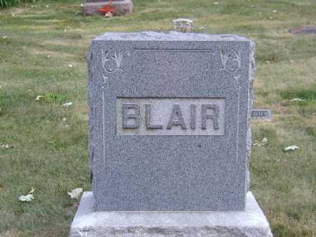 BLAIR, FAMILY - Douglas County, Nebraska | FAMILY BLAIR - Nebraska Gravestone Photos