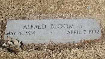 BLOOM, ALFRED II - Douglas County, Nebraska | ALFRED II BLOOM - Nebraska Gravestone Photos