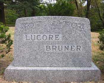 BRUNER, FAMILY - Douglas County, Nebraska | FAMILY BRUNER - Nebraska Gravestone Photos