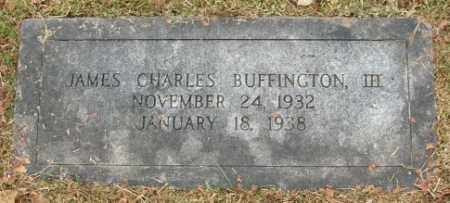 BUFFINGTON, JAMES CHARLES, 3RD - Douglas County, Nebraska | JAMES CHARLES, 3RD BUFFINGTON - Nebraska Gravestone Photos