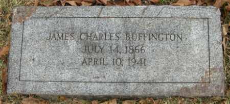 BUFFINGTON, JAMES CHARLES, SR. - Douglas County, Nebraska | JAMES CHARLES, SR. BUFFINGTON - Nebraska Gravestone Photos