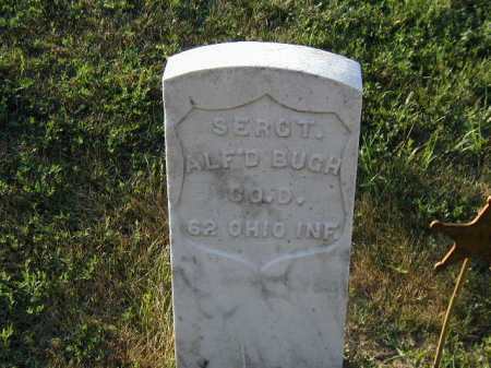BUGH, ALFRED - Douglas County, Nebraska | ALFRED BUGH - Nebraska Gravestone Photos