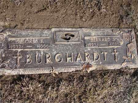 BURGHARDT, DELORES - Douglas County, Nebraska | DELORES BURGHARDT - Nebraska Gravestone Photos