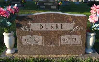 BURKE, PATRICK C. - Douglas County, Nebraska   PATRICK C. BURKE - Nebraska Gravestone Photos