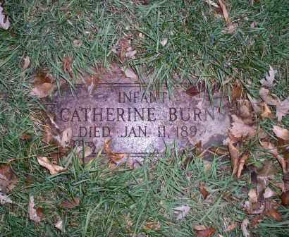 BURNS, CATHERINE - Douglas County, Nebraska   CATHERINE BURNS - Nebraska Gravestone Photos