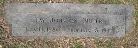 BUTLER, FAY - Douglas County, Nebraska | FAY BUTLER - Nebraska Gravestone Photos