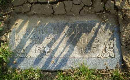 CARLSON, JOHN H - Douglas County, Nebraska | JOHN H CARLSON - Nebraska Gravestone Photos