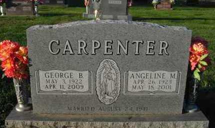 CARPENTER, GEORGE B. - Douglas County, Nebraska | GEORGE B. CARPENTER - Nebraska Gravestone Photos