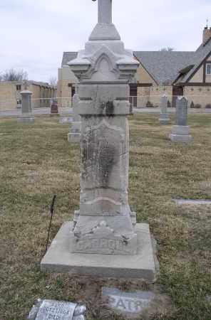 CARROLL, THOMAS - Douglas County, Nebraska | THOMAS CARROLL - Nebraska Gravestone Photos