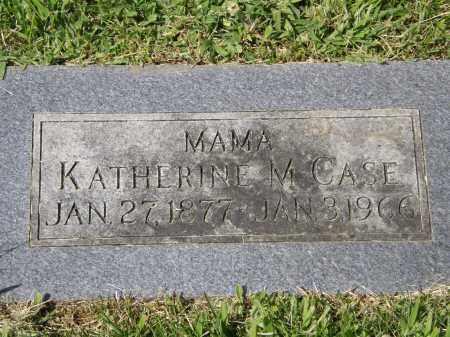 WITT, KATHERINE M - Douglas County, Nebraska | KATHERINE M WITT - Nebraska Gravestone Photos