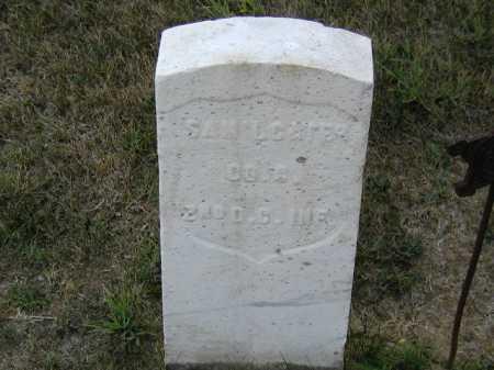 CATER, SAMUEL - Douglas County, Nebraska   SAMUEL CATER - Nebraska Gravestone Photos