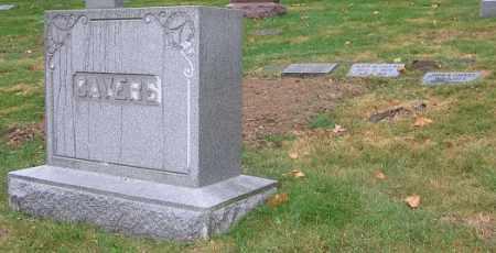 CAVERS, FAMILY - Douglas County, Nebraska   FAMILY CAVERS - Nebraska Gravestone Photos