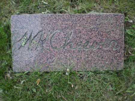 CHEEVER, WILLIAM - Douglas County, Nebraska | WILLIAM CHEEVER - Nebraska Gravestone Photos