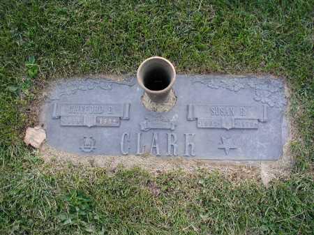 CLARK, SUSAN E - Douglas County, Nebraska   SUSAN E CLARK - Nebraska Gravestone Photos