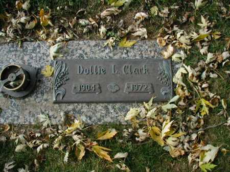 CLARK, DOLLIE L - Douglas County, Nebraska | DOLLIE L CLARK - Nebraska Gravestone Photos