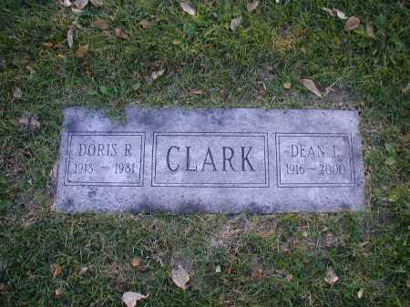 CLARK, DEAN L - Douglas County, Nebraska | DEAN L CLARK - Nebraska Gravestone Photos