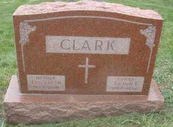 CLARK, ELIZABETH - Douglas County, Nebraska   ELIZABETH CLARK - Nebraska Gravestone Photos