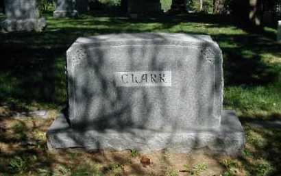 CLARK, FAMILY - Douglas County, Nebraska   FAMILY CLARK - Nebraska Gravestone Photos