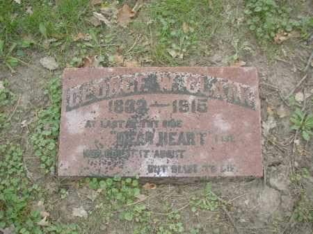 CLARK, GEORGE W - Douglas County, Nebraska | GEORGE W CLARK - Nebraska Gravestone Photos
