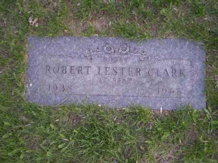 CLARK, ROBERT LESTER - Douglas County, Nebraska | ROBERT LESTER CLARK - Nebraska Gravestone Photos