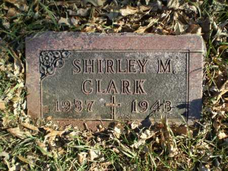 CLARK, SHIRLEY M - Douglas County, Nebraska   SHIRLEY M CLARK - Nebraska Gravestone Photos