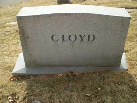 CLOYD, FAMILY MARKER - Douglas County, Nebraska | FAMILY MARKER CLOYD - Nebraska Gravestone Photos