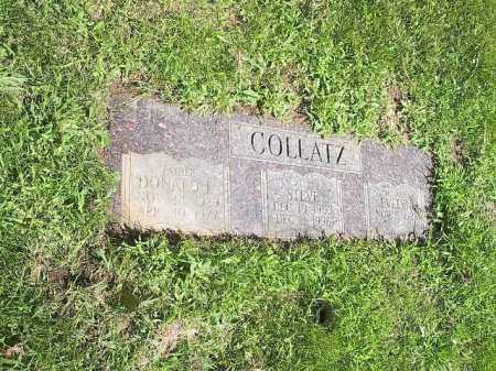 COLLATZ, EVELYN - Douglas County, Nebraska | EVELYN COLLATZ - Nebraska Gravestone Photos
