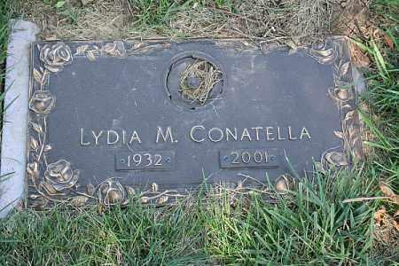 CONATELLA, LYDIA M. - Douglas County, Nebraska | LYDIA M. CONATELLA - Nebraska Gravestone Photos