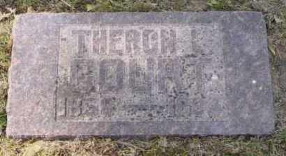 COURT, THERON - Douglas County, Nebraska | THERON COURT - Nebraska Gravestone Photos
