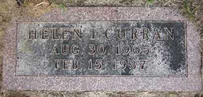CURRAN, HELEN I. - Douglas County, Nebraska | HELEN I. CURRAN - Nebraska Gravestone Photos