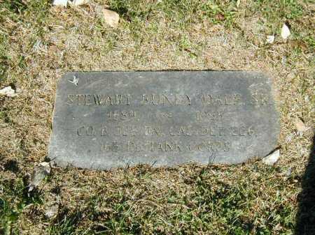 DALE, STEWART BUNDY - Douglas County, Nebraska   STEWART BUNDY DALE - Nebraska Gravestone Photos