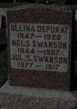 SWANSON, NELS - Douglas County, Nebraska | NELS SWANSON - Nebraska Gravestone Photos